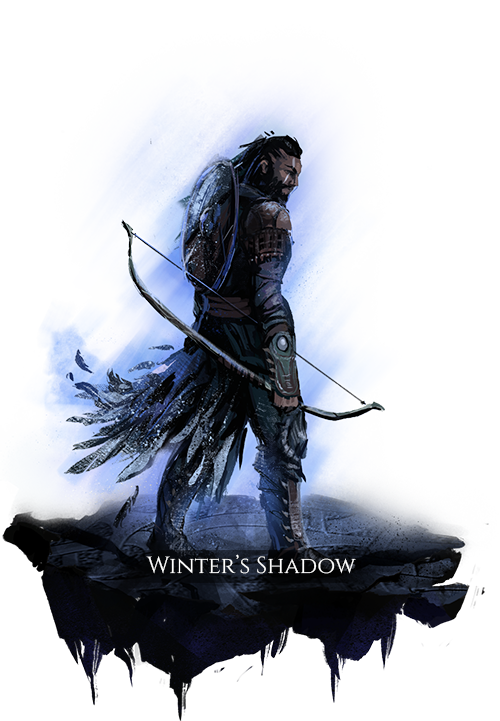 Winter's Shadow